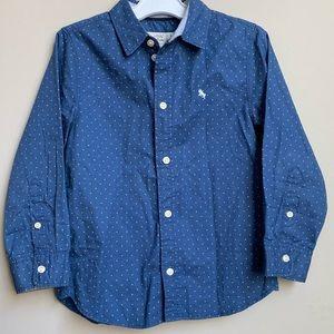 H&M dress shirt size 5-6Y